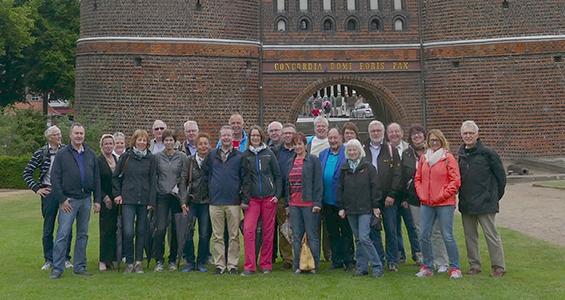 Exkursion Lübeck
